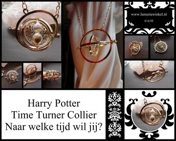 Harry Potter Time Turner Collier