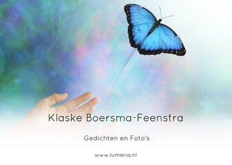 Auteurs pagina Klaske Boersma Feenstra