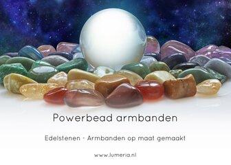 Powerbead armbanden