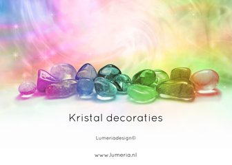 Lumeriadesign Kristal decoraties