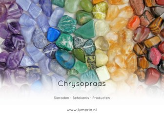 Chrysopraas