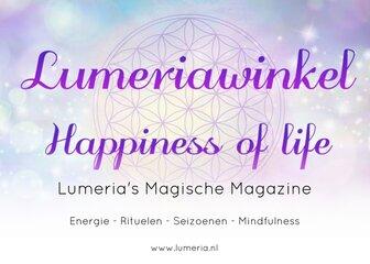 Lumeria's magische wereld Blad