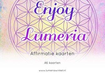 Affirmatiekaarten Lumeria