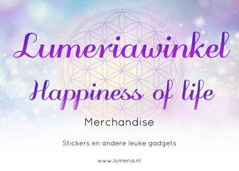 Lumeria merchandise