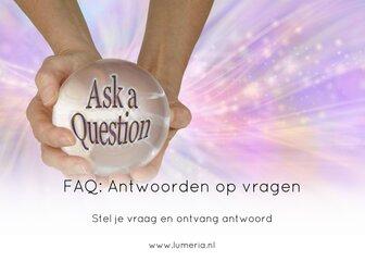FAQ - veel gestelde vragen