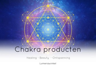 Chakra Symbool producten