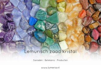 Lemurisch zaad kristal