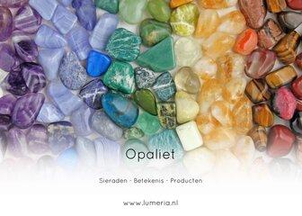 Opaal - Opaliet