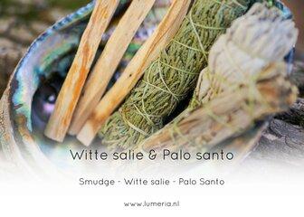 Witte salie & zuiverings producten