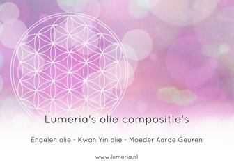 Lumeria olie composities
