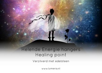 Healing energy hangers