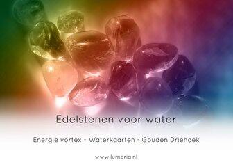 Edelstenen voor water