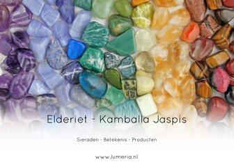 Elderiet - Kamballa Jaspis
