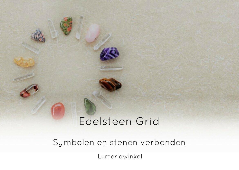 Edelsteen-grid