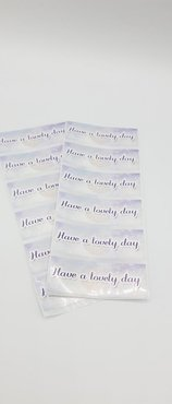 Have a lovely day - Setje van 12 stickers