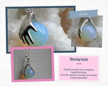 Opaliet Healing Hands