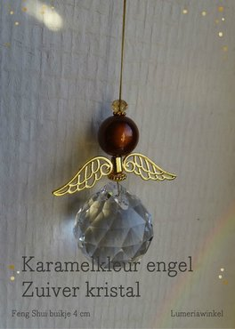 Aartsengel Gabriel engel goudkleur