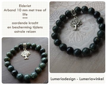 Elderiet Armband tree of life