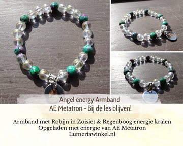 Angel energy Armband AE Metatron
