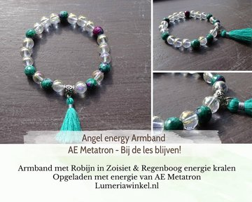 Angel energy Armband AE Metatron  power