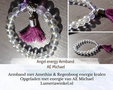 Angel energy Armband AE Michael power & bescherming