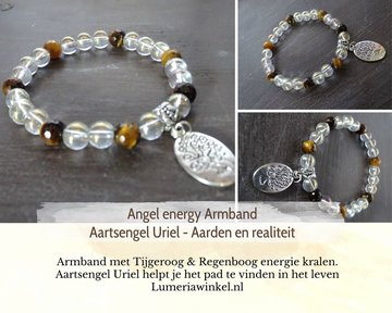Angel energy Armband AE Uriel - Aarden