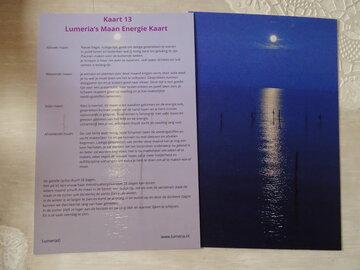 Lumeria kaart 13 De maan