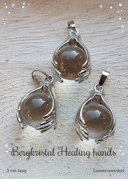 Bergkristal Healing Hands