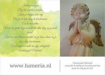 Ochtend gebed Aartsengel Michael Setje van 10 kaartjes