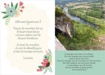 Affirmatie kaartenset Lumeria set 2