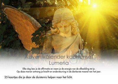 Adventkalender kaartenset