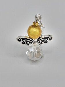 Kristal engeltje Aartsengel Jophiel - Emotieonele ondersteuning