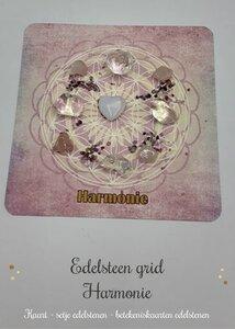 Harmonie Edelsteen Grid