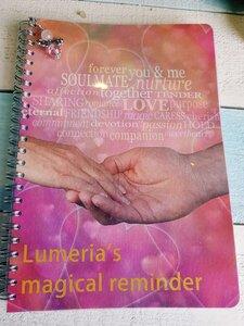 Lumeria's Magical Reminder * Ultiem Vrouwen adresboek