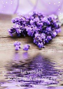 Lavendel & Tea tree  Roomspray