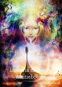 Lumeria's Magische notitie boekje