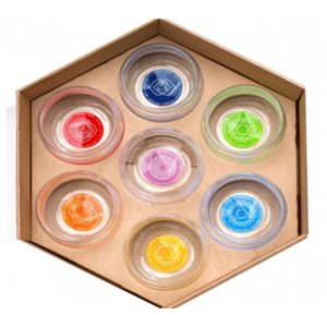 Chakra drinkglazen set Nature Design