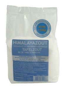 Himalayazout tafelzout wit fijn navul